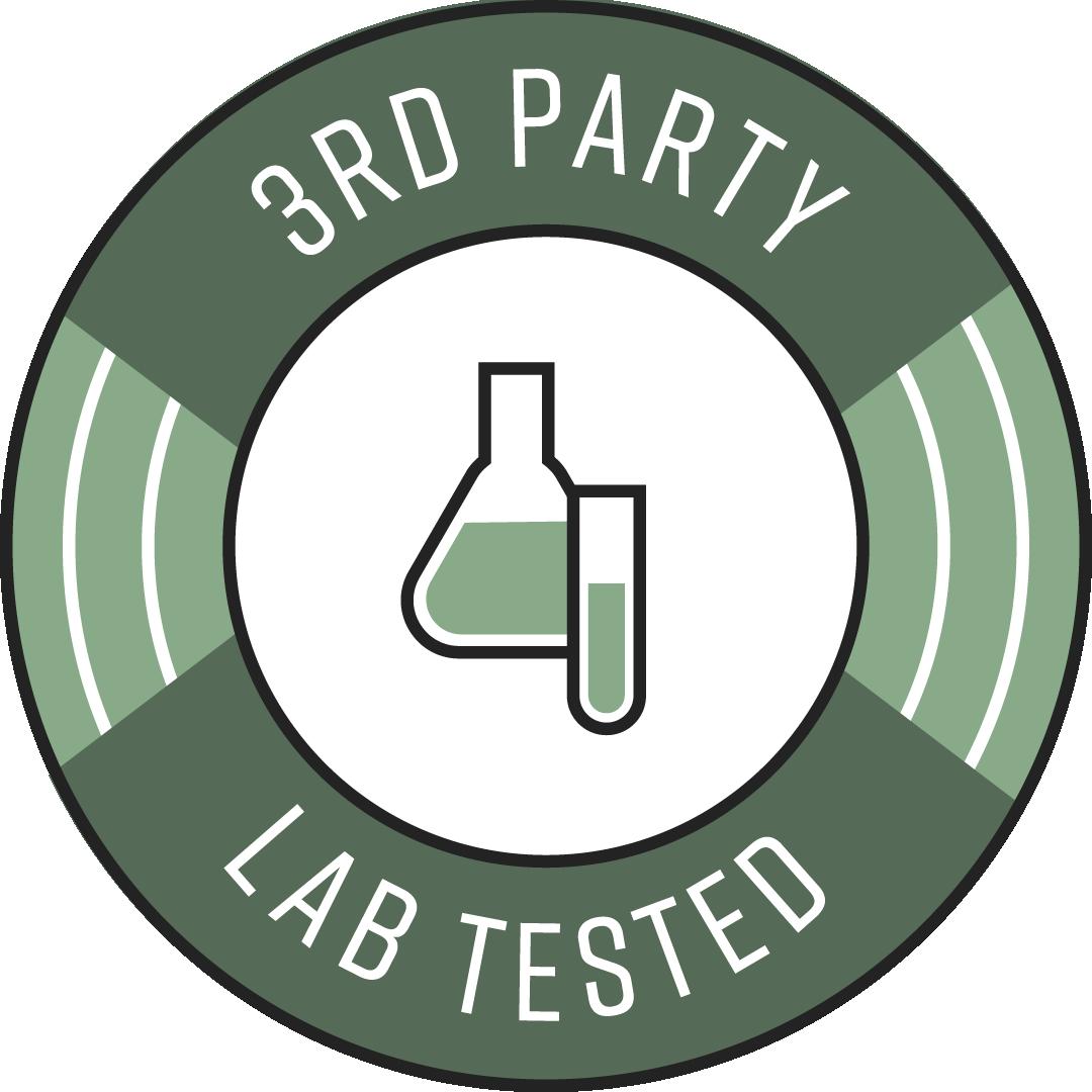 Badge-Lab Tested